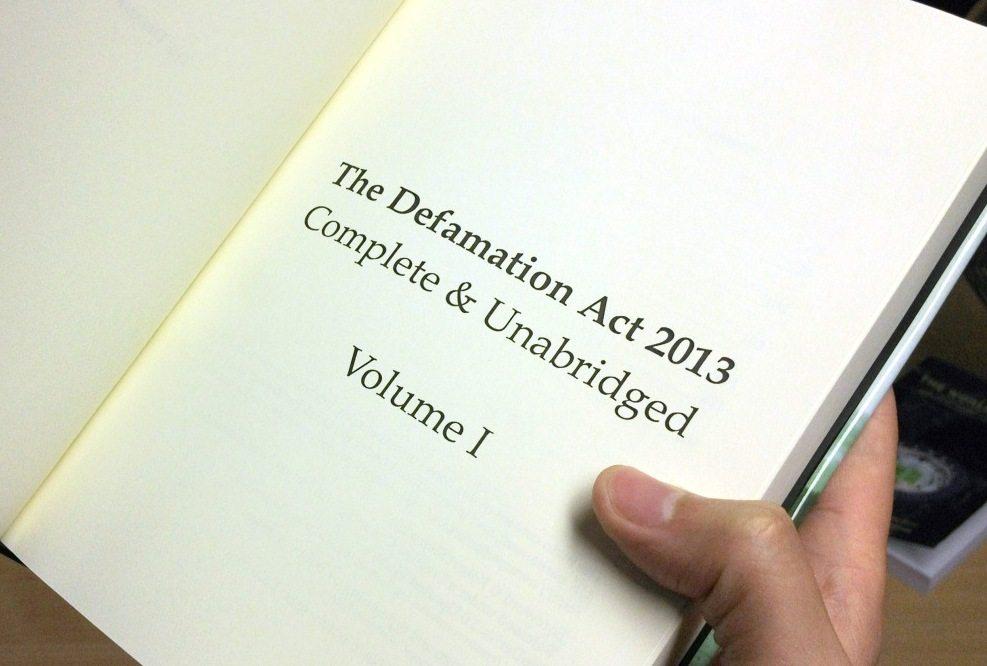 Online Defamation Lawyer & Litigation